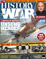 History of War issue Issue 59