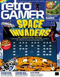 Retro Gamer issue Issue 185