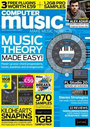 Computer Music issue Autumn 2018