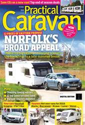 Practical Caravan issue October 2018