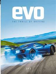 Evo issue November 2018