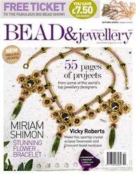 Bead Magazine issue Oct/Nov 2018
