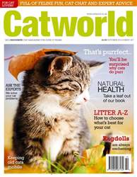 Cat World issue Issue 487