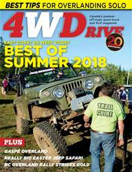 Four Wheel Drive issue Sept/Oct 2018