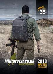 Military1st Helikon-Tex Catalogue 2018 issue Military1st Helikon-Tex Catalogue 2018