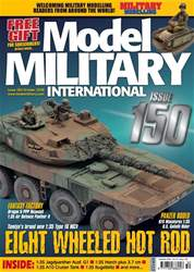 Military Modelling International Magazine issue 150 Vol48 No9