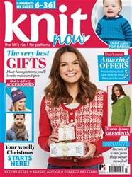 Knit Now issue Issue 93