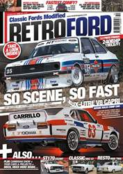 Retro Ford issue October 2018