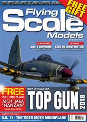 Flying Scale Models issue October 2018