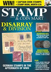 Stamp & Coin Mart issue October 2018