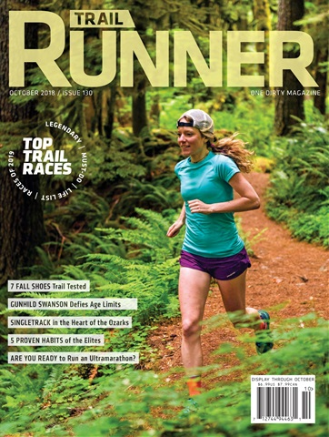 Trail Runner issue Sep/Oct 2018