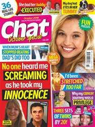 Chat Specials issue October Special
