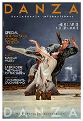 DANZA&DANZA International issue Sept/Oct