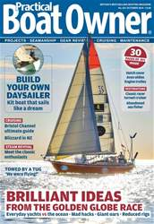 Practical Boatowner issue October 2018
