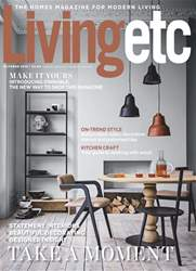 Living Etc issue October 2018