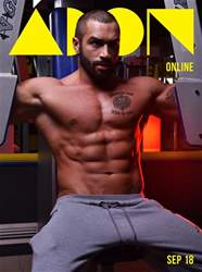 AdonMagazine September 2018 issue AdonMagazine September 2018