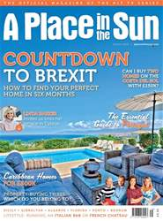 A Place in the Sun Magazine issue Autumn 18