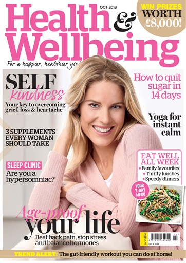 Health & Wellbeing Preview