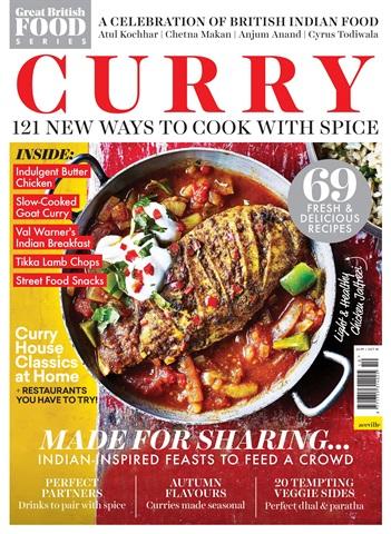 Great British Food issue Oct-18