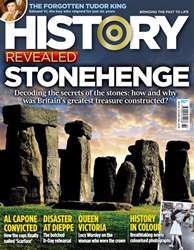 History Revealed issue October 2018