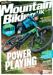 Mountain Biking UK issue September 2018