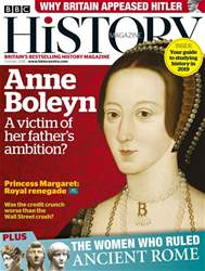 BBC History Magazine issue October 2018