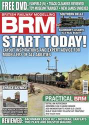 British Railway Modelling issue BRM October 2018
