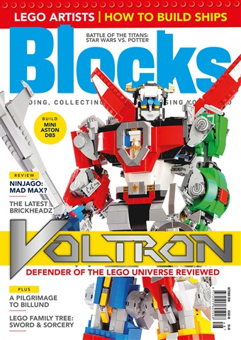 Blocks Magazine issue October 2018