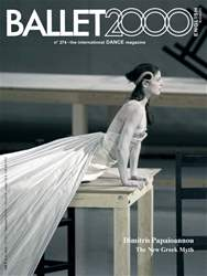 BALLET2000 English Edition issue BALLET2000 n°274
