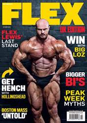 Flex Magazine issue October 2018