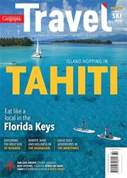 Fall/Winter Travel 2018 issue Fall/Winter Travel 2018