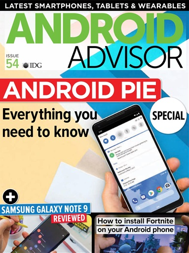 Android Advisor Magazine