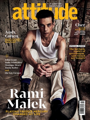 Attitude issue October 2018
