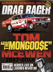 Drag Racer issue November 2018