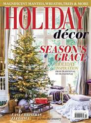 Holiday Decor Winter 2018 issue Holiday Decor Winter 2018