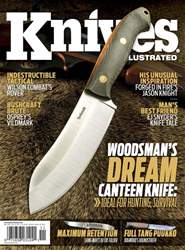 Knives Illustrated issue Nov 2018