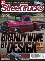 Street Trucks issue October 2018