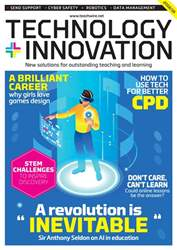 Technology and Innovation issue Technology and Innovation