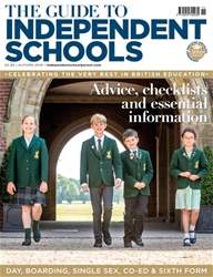 Independent School Parent issue Autumn Schools Guide 2018