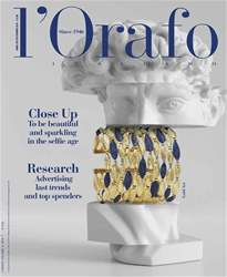l'Orafo Italiano issue September 2018