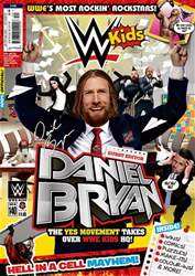 WWE Kids issue No.140
