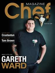 Chef Magazine issue September 2018