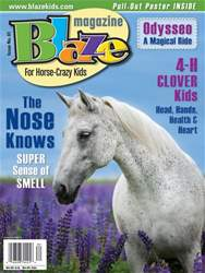 Blaze Magazine issue No 61 Summer 2018