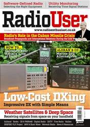 Radio User issue October 2018
