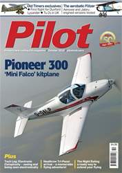 Pilot issue OCT 18