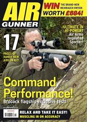 Airgunner issue OCT 18