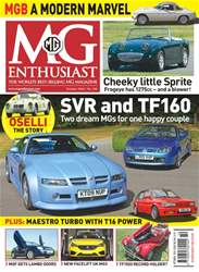 MG Enthusiast issue October 2018
