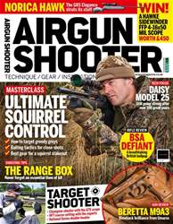 Airgun Shooter issue October 2018