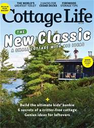 Cottage Life issue FALL 2018