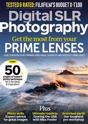 Digital SLR Photography issue October 2018